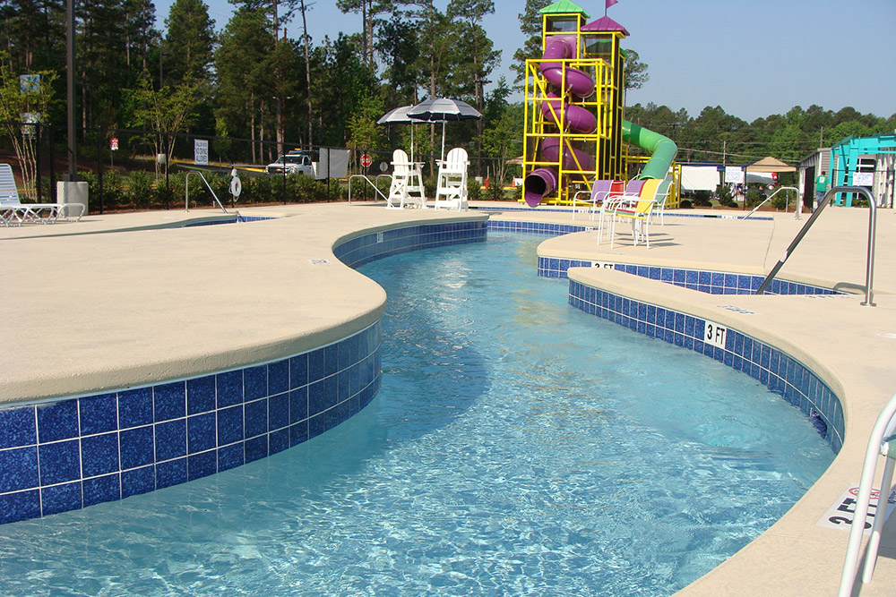Aiken YMCA Waterpark
